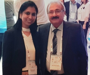 Its a tall order to follow someone like Dr. Henry Buchwald in a scientific session but it kind of makes your day when he himself compliments you for the talk delivered! Honoured to be invited as a keynot speaker for the 5th National and the 3rd Mediterranean Congress for the Surgery of Obesity and Metabolic Disorders.